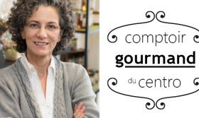 Photo DL et logo - Comptoir gourmand du Centro