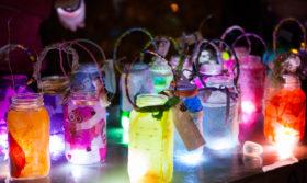 Ateliers de fabrication de lanternes pour le Festival Rivières de lumières - Centre-ville de Sherbrooke