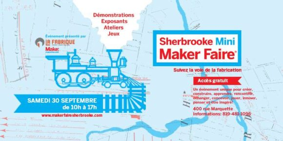 Sherbrooke Mini Maker Faire 2017