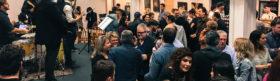 5 à 7 du Centro - Activité de l'Association des gens d'affaires du centre-ville de Sherbrooke (AGACVS)