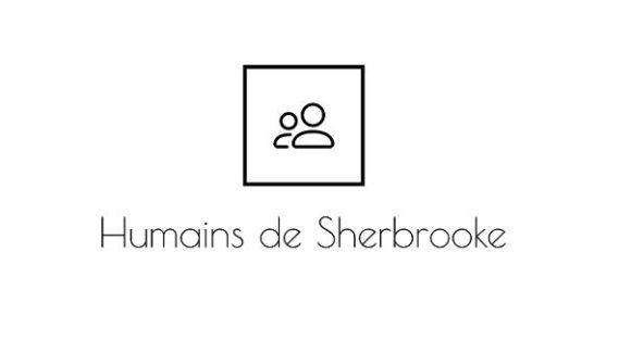 Lancement et vernissage de Humains de Sherbrooke - Estrie Aide