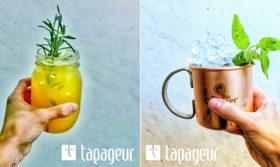 Tapageur nouvelle carte cocktails