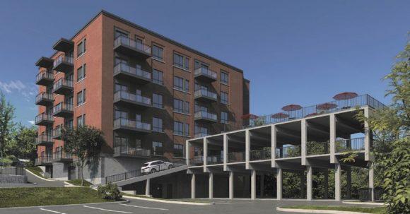 37 appartements c t de la centrale frontenac centre ville de sherbrooke. Black Bedroom Furniture Sets. Home Design Ideas